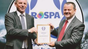 Celebrating Health and Safety Excellence with RoSPA