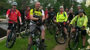 The countdown to the 300 km London to Paris cycling challenge is on!
