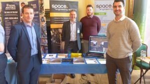 Hundreds attend careers event in Bath including the Engineers of tomorrow
