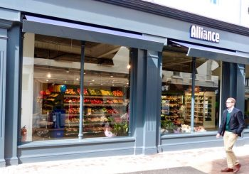 Turnkey Solution for Food Retailer: A Case Study