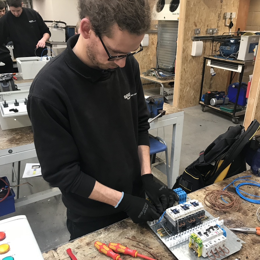 Two Young Apprentices to Compete at RACHP Skills Competition