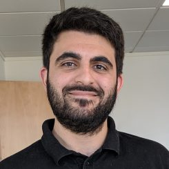 Dav Nadjafi, Remote Engineer, National Operations Centre, Service & Compliance Team