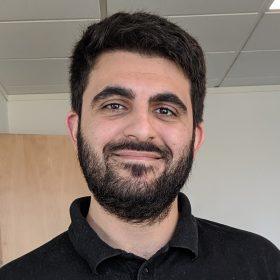 Dav Nadjafi, Remote Engineer, National Operations Centre, Service & Compliance Team