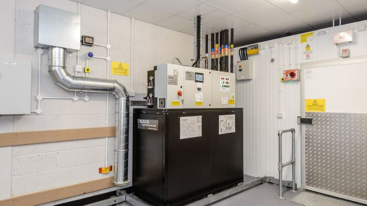 Industry Leading CO₂ Convenience Cooling