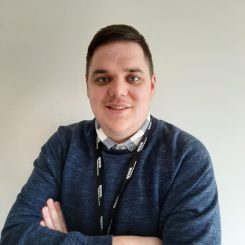 Jordan McDonald TMinstR, Compliance Delivery Manager, Service & Compliance Team