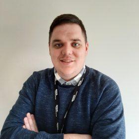 Jordan McDonald TMinstR, Compliance Delivery Manager, Service & Compliance Team