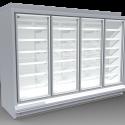 Full Height Glass Door Remote Freezers