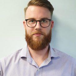 Michael Painter, Design Manager, Building Services