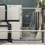 Yeo Valley CO2 install