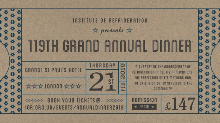 Recognising Industry Success with the IOR Annual Dinner