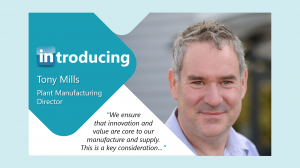 Introducing Tony Mills