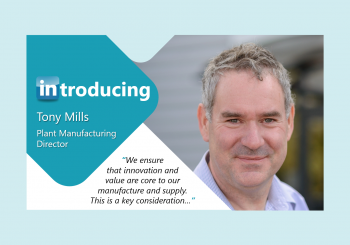 Introducing Tony Mills