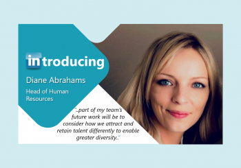 Introducing Diane Abrahams