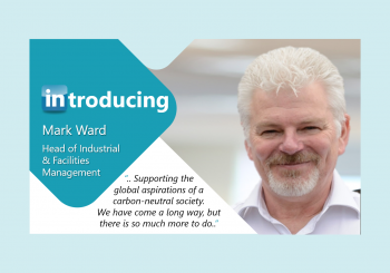 Introducing Mark Ward
