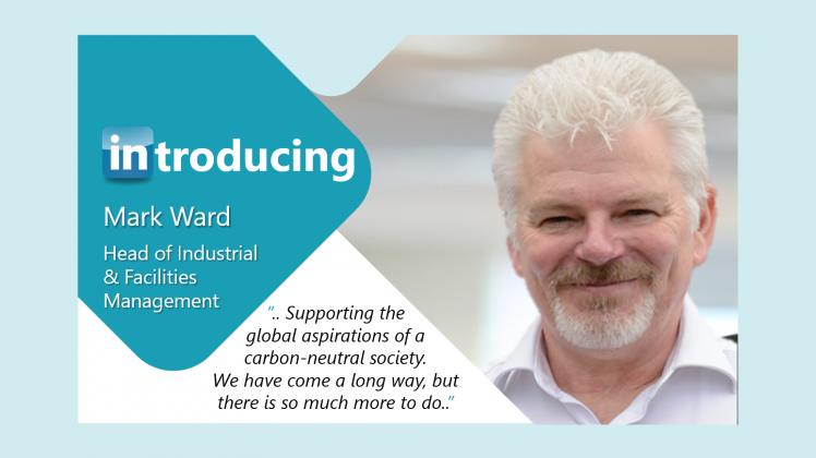 Introducing Mark Ward