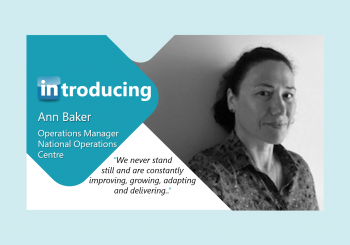 Introducing Ann Baker