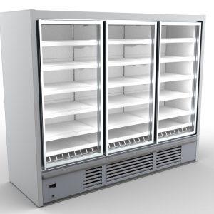 Integral Freezer Cabinets