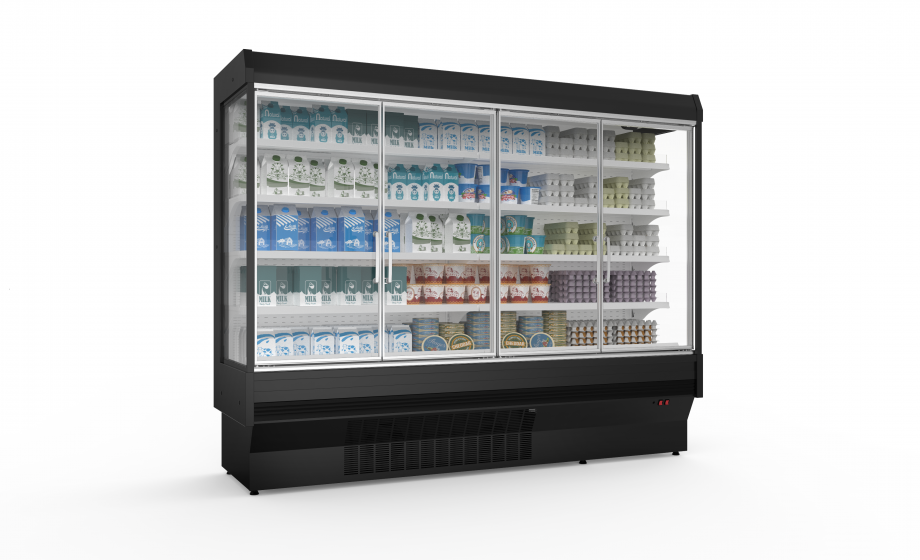 Integral Multideck Cabinets
