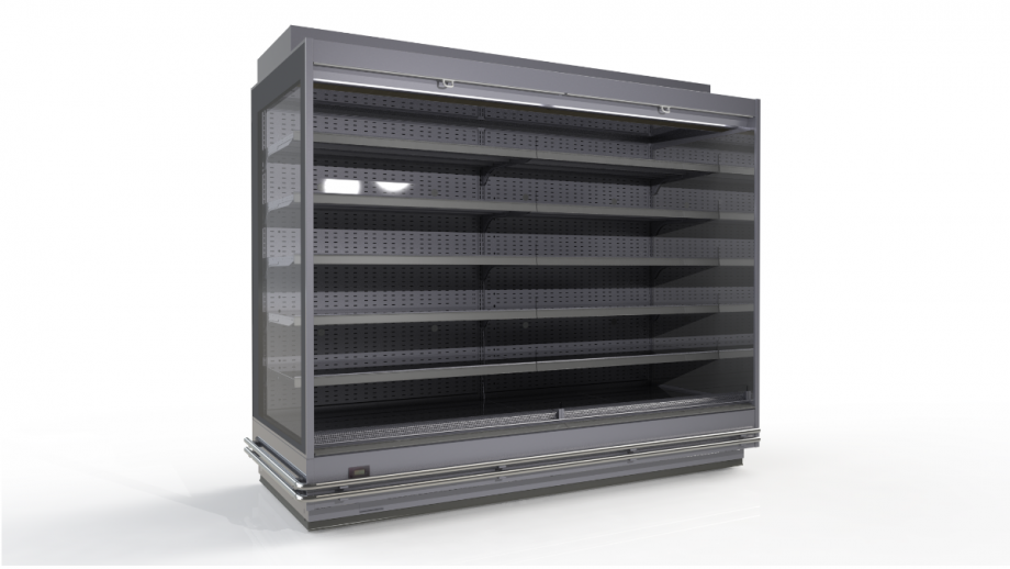 meat and dairy multideck cabinets
